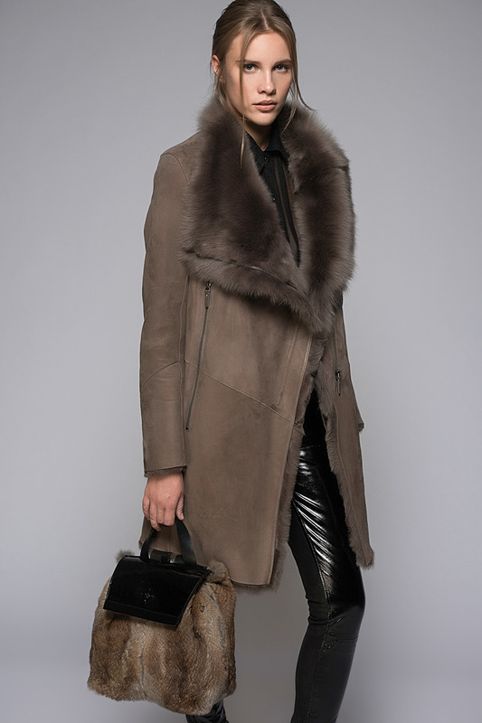 sheepskin coat VESPUCCI BY VSP sheepskin coat sheepskin coat giorgio valenti sheepskin coat