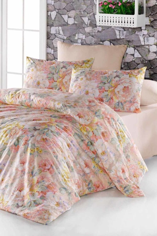Double Quilt Cover Set, euro Eponj home Постельное белье с рисунком набор home sweet home keenway набор home sweet home