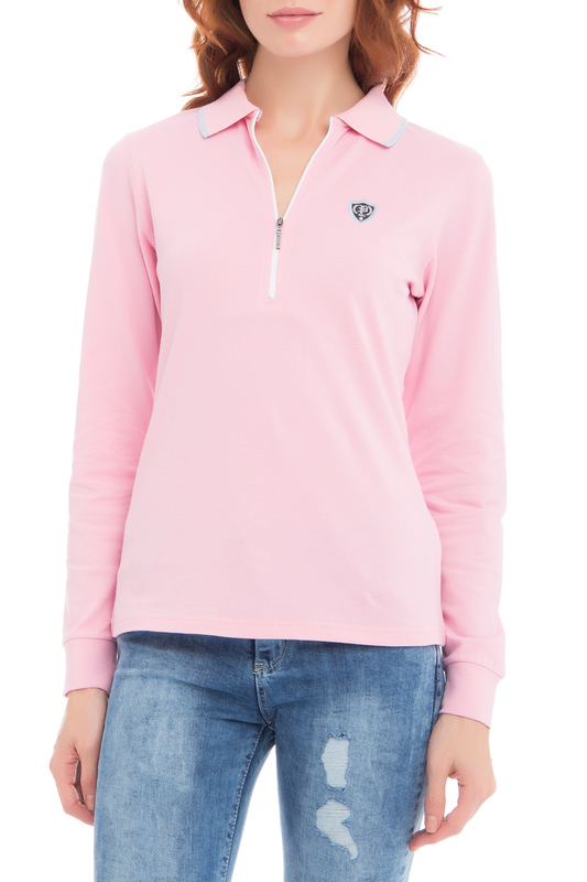 Polo Shirt Long Sleeve Paul Parker Polo Shirt Long Sleeve пуловер paul