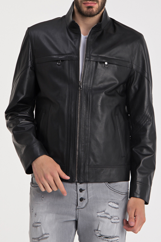 Leather Jacket IPARELDE Leather Jacket jacket iparelde jacket