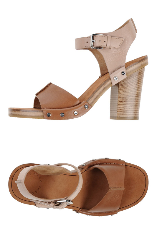 Sandals Marc by Marc Jacobs Sandals платье marc by marc jacobs платье