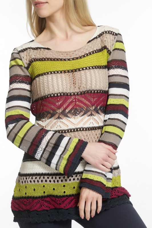 jumper Tricot Chic jumper блуза clips tricot