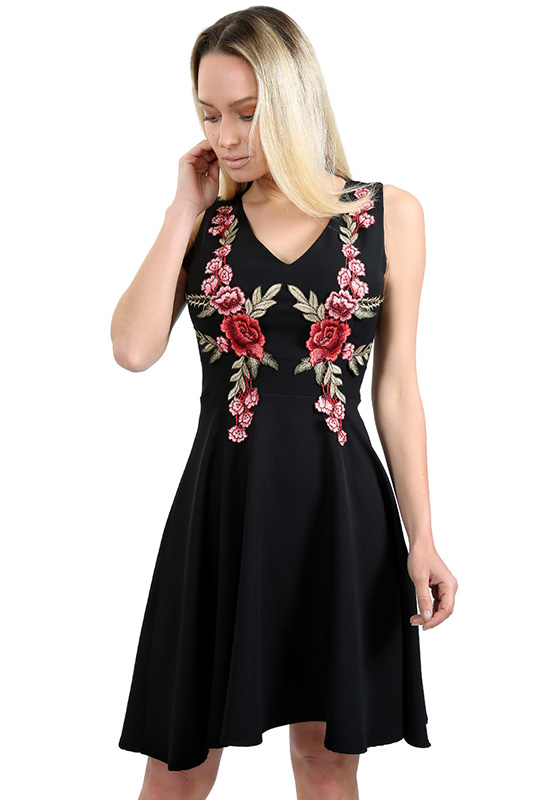 dress Zibi London Lafaba collection dress пальто alice olivia пальто короткие