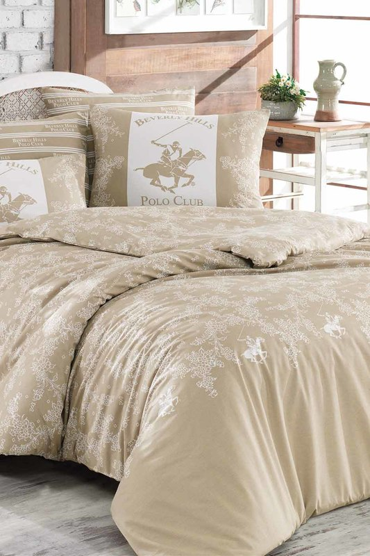 цены Double Quilt Cover Set Beverly Hills Polo Club Double Quilt Cover Set
