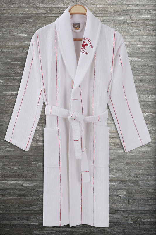 Bathrobe Beverly Hills Polo Club Bathrobe scarf moschino scarf
