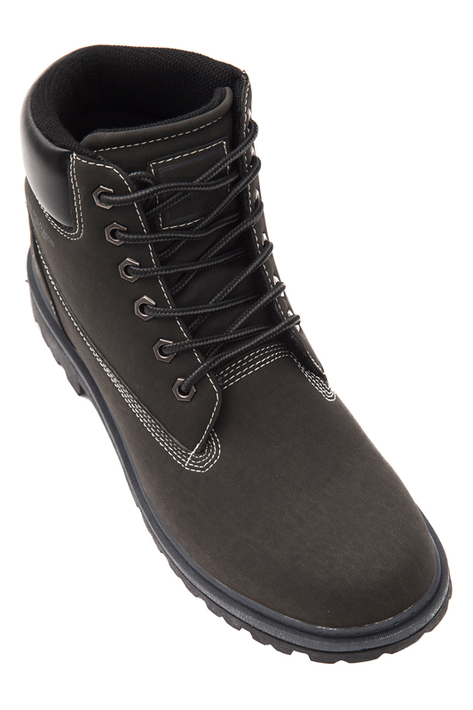boots U.S. Polo Assn. boots male stylish high top martin boots