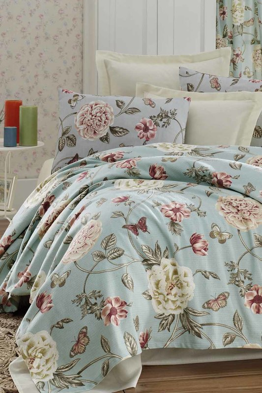 Single Pique Set ENLORA HOME Single Pique Set single pique 160х200 marie claire single pique 160х200