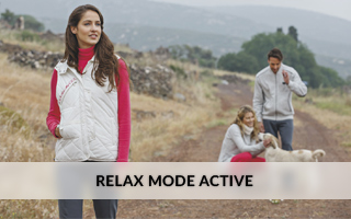 Relax Mode active